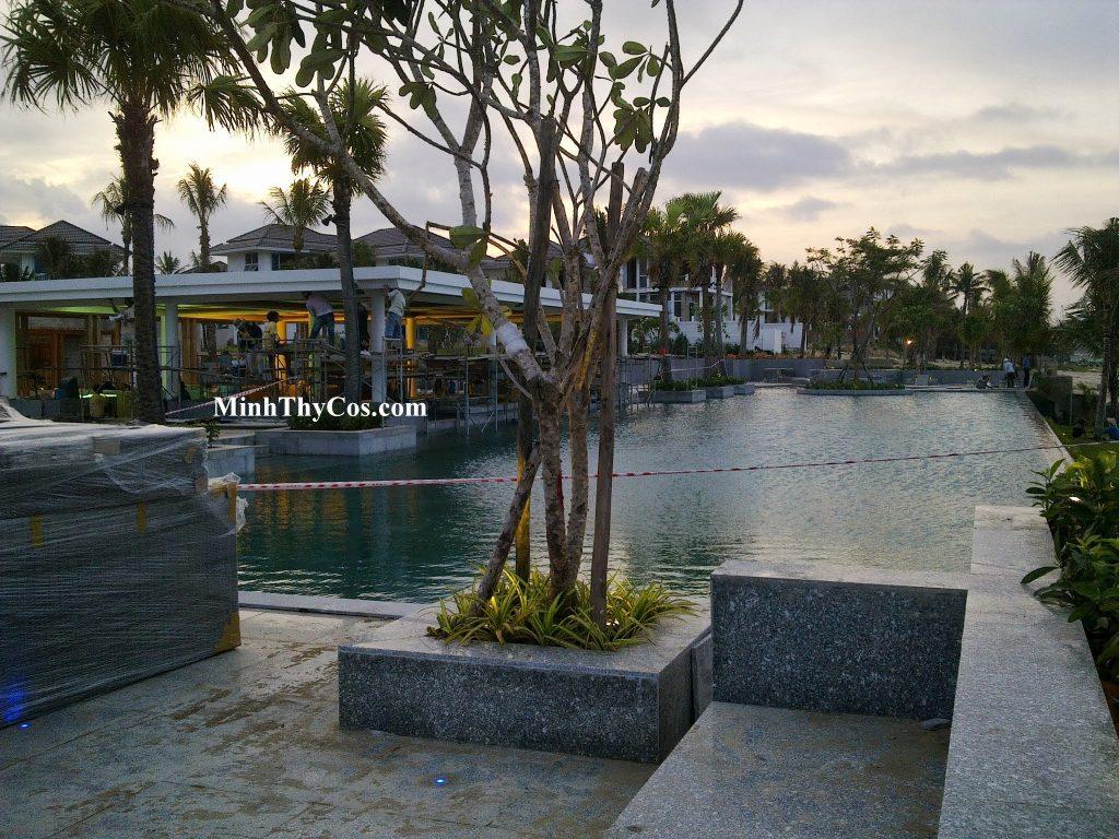 bo ban ghe bar Resort Sunvillas tai da nang