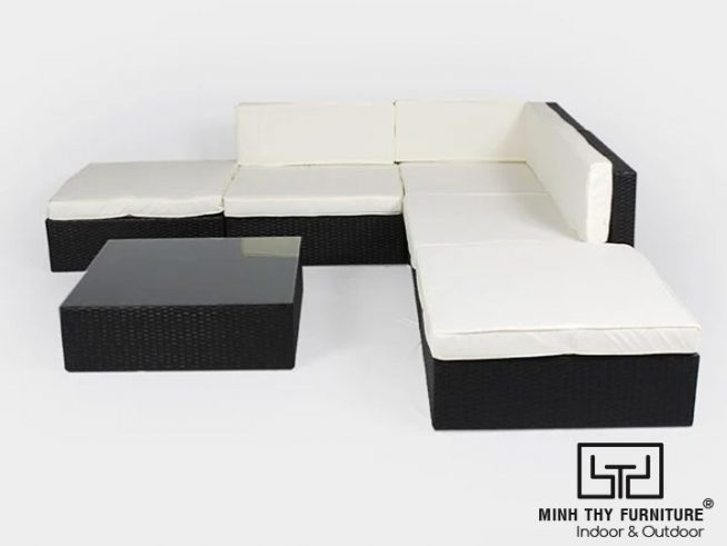Sofa mây nhựa MT103