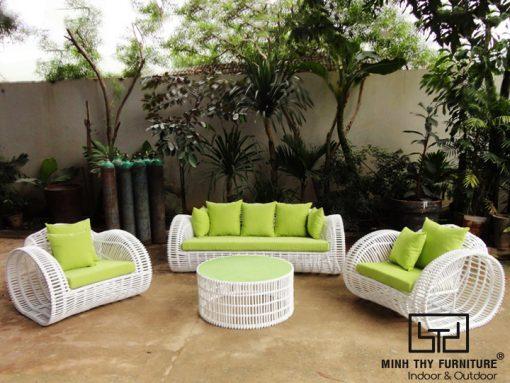 sofa may nhua san vuon MT1A80