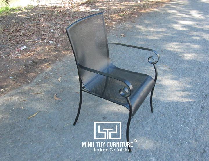 Bàn ghế sắt đẹp đẳng cấp của thương hiệu Nội thất Minh Thy