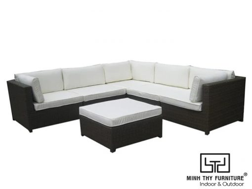 Sofa mây nhựa MT101