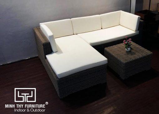 Sofa mây nhựa MT1A18