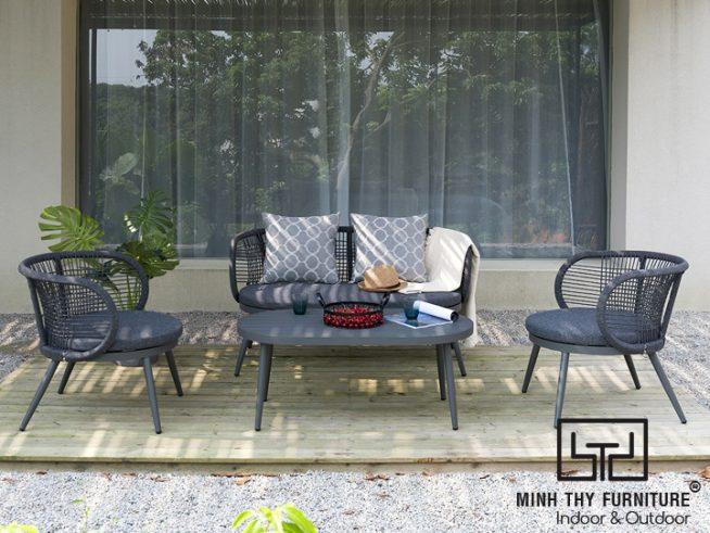 Bo sofa day du ngoai troi MT1001
